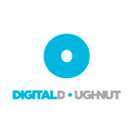 digitalgoughnut website - logo