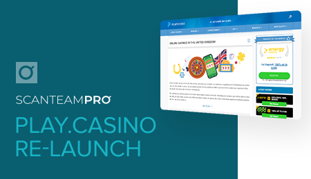 play.casino - home page