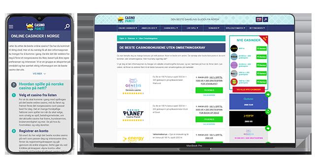 mobile version - casinopannet.eu